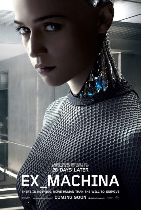 Alicia Vikander vào vai một cyborg có cảm xúc trong Ex Machina