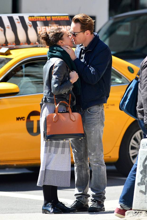 Alicia Vikander - Michael Fassbender: Mối quan hệ rạn nứt?