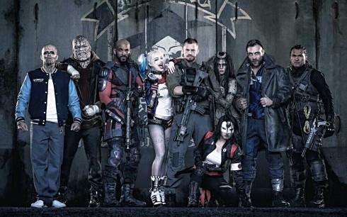 Bộ phim Suicide Squad mà siêu mẫu Cara Delevingne đang tham gia