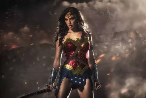 Tạo hình của nhân vật Wonder Woman