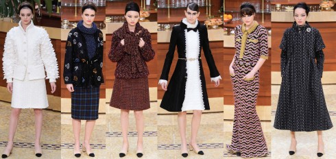 Best in Show Thời trang Thu-Đông 2015: Chanel