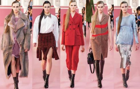 Best in Show Thời trang Thu-Đông 2015: Dior