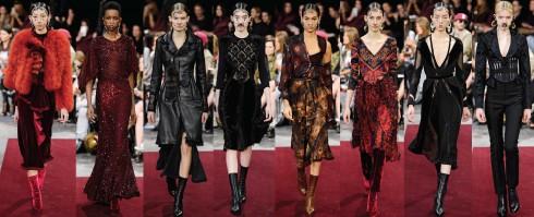 Best in Show Thời trang Thu-Đông 2015: Givenchy