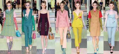Best in Show Thời trang Thu-Đông 2015: Prada