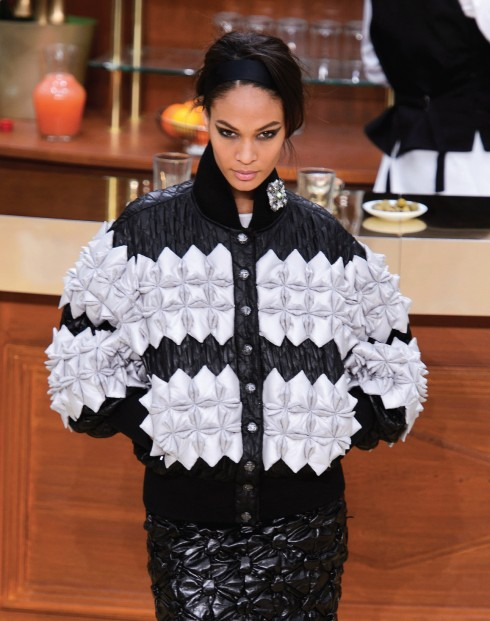 Điểm nhấn trong Chanel Show Thu-Đông 2015