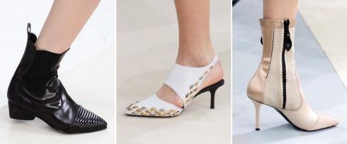 Các mẫu giày trong show Louis Vuitton