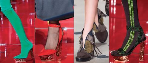 Những kiểu giày statement giúp bạn trở thành tâm điểm.