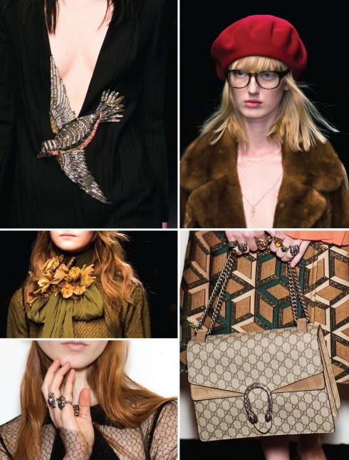 Người phụ nữ mới của Gucci yêu thích giá trị hoài cổ, gần gũi với thiên nhiên nhưng vẫn có cá tính mạnh mẽ ẩn chứa bên trong.