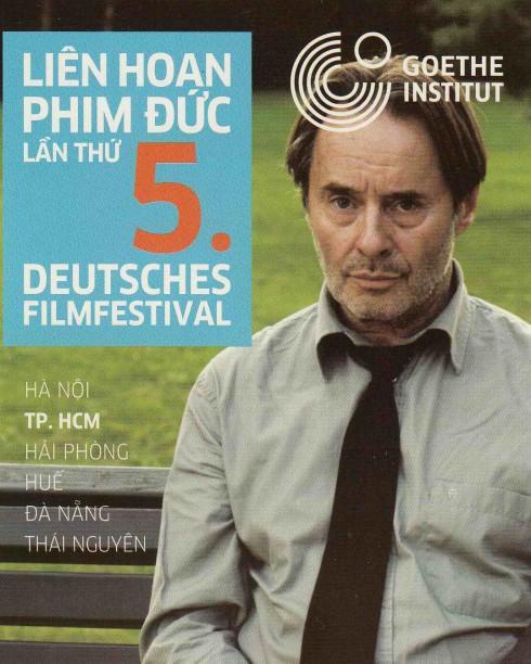 Liên hoan phim Đức lần thứ 5 tại Việt Nam