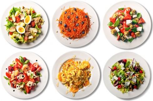Salad luôn là lựa chọn an toàn nhất