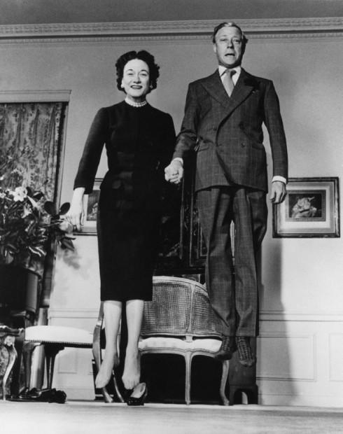 Công tước và Nữ công tước xứ Windsor trong tác phẩm của nhiếp ảnh gia nổi tiếng Philippe Halsman