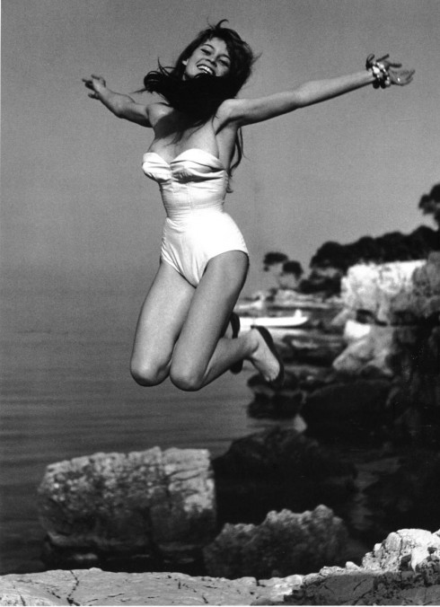 Nữ diễn viên người Pháp Brigitte Bardot