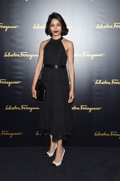 Nữ diễn viên người Mỹ Freida Pinto