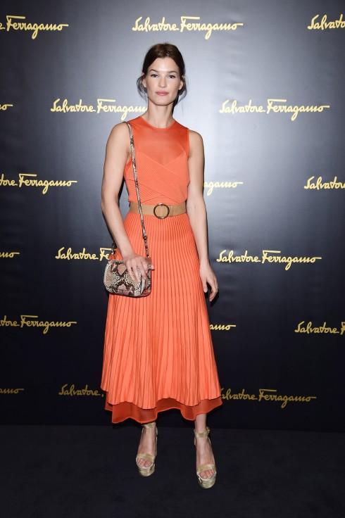 Blogger, stylist và cựu người mẫu Hanneli Mustaparta