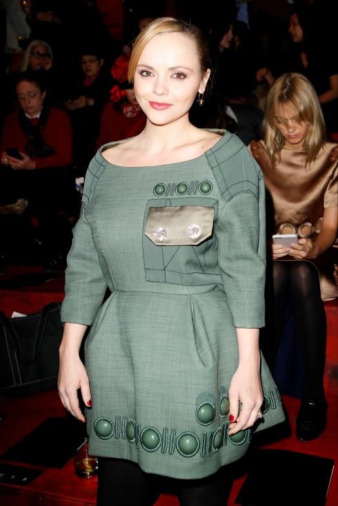 Nữ diễn viên người Mỹ Christina Ricci