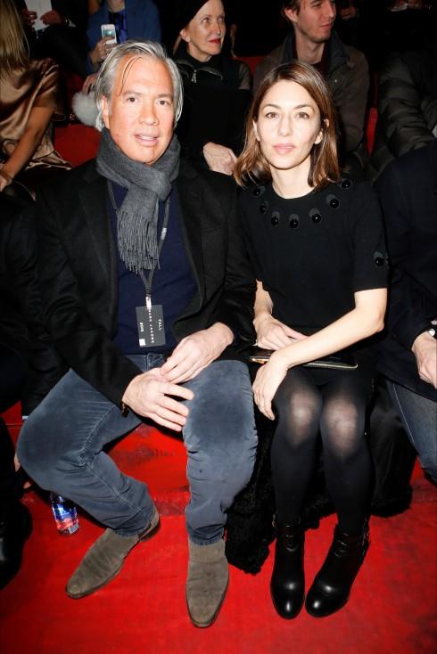 Nhà thiết kế Sofia Coppola và doanh nhân Robert Duffy