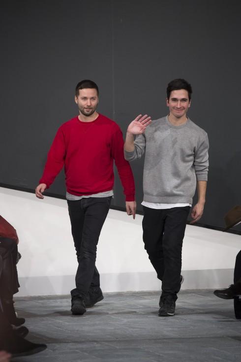 Bộ đôi nhà thiết kế Jack McCollough và Lazaro Hernandez