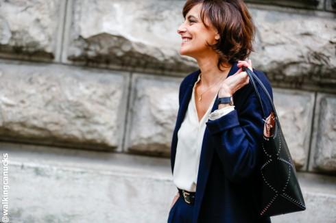 Người mẫu Inès de La Fressange