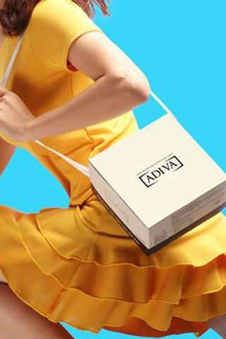Collagen Adiva ra mắt hộp sản phẩm 14 lọ/hộp