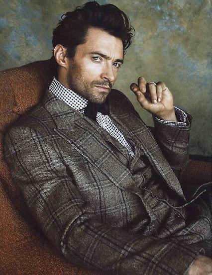 Hugh Jackman -  Tuổi: 46. Anh chàng người sói Logan của X-Men đã kết hôn với Deborra-Lee Furness từ năm 1996. Dự án điện ảnh sắp tới: tham gia Eddie the Eagle cùng với Matthew Vaugn.