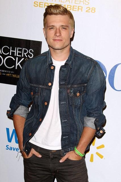 Josh Hutcherson - Tuổi: 22. Có tin đồn nam diễn viên này đang hẹn hò với đồng nghiệp trong phim Paradis Lost – Claudia Traisac. Dự án điện ảnh sắp tới: sánh vai cùng người đẹp Jennifer Lawrence trong tập cuối cùng của The Hunger Games: Mockingjay part 2.