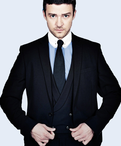 Justin Timberlake - Tuổi: 34. Vẫn đang rất mặn nồng với cô bạn gái Jessica Biel kể từ tháng 10/2012. Dự án cuộc đời: trở thành một người cha tốt.
