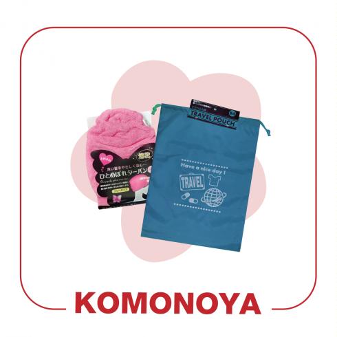 Cửa hàng đồng giá Komonoya