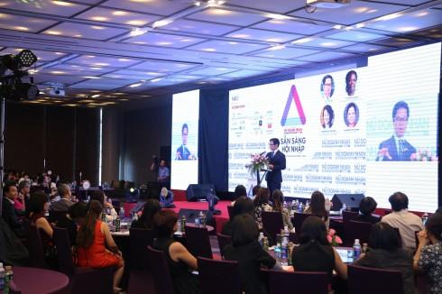 Các bài phát biểu và tọa đàm đã đem đến nhiều thông tin bổ ích và thú vị cho khách tham dự