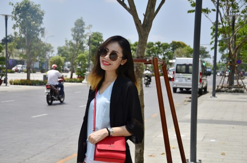 Chân dung Beauty Blogger Hạnh Mai
