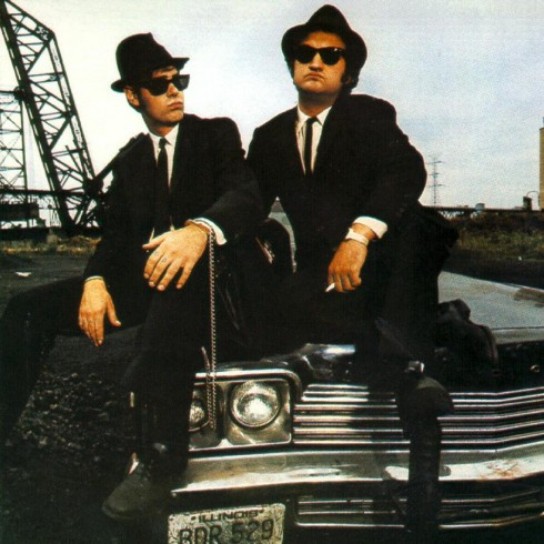 Nha thiet ke Deborah Nadoolman The Blues Brothers