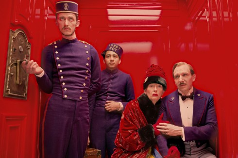 Nha thiet ke Milena Canonero The Grand Budapest Hotel