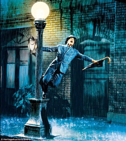 Nha thiet ke Walter Plunkett Singin' in the Rain