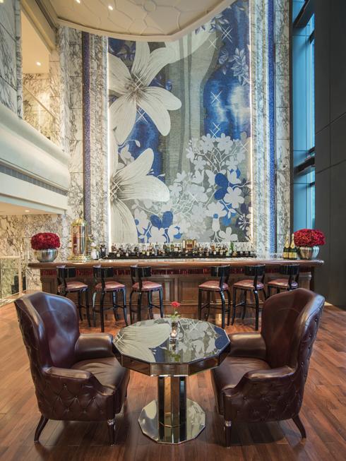 Không gian ẩm thực Pháp tinh tế tại Café Cardinal