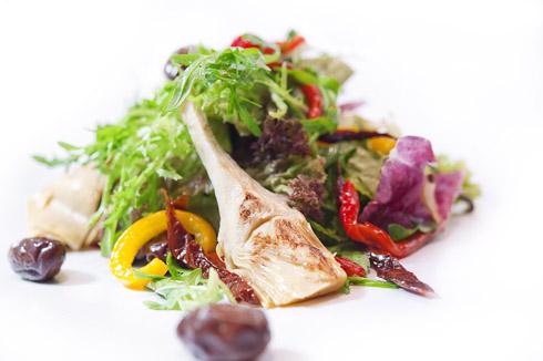 Carciofo Salad