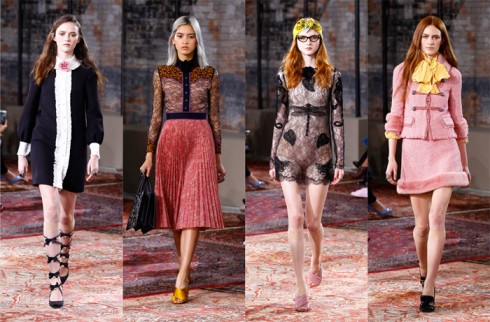 Gucci - BST thời trang Resort 2016 - heading picture - elle Việt Nam