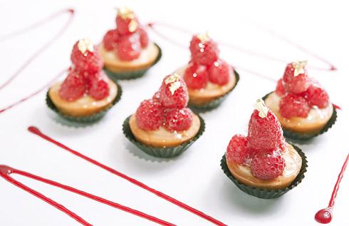 Rasberry Tarte