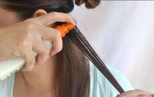 giảm rụng tóc