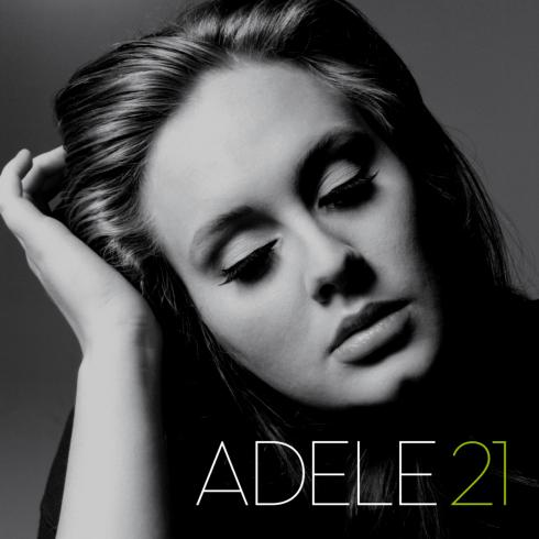 "Album ""21"" ra mắt năm 2011 của ca sĩ Adele"