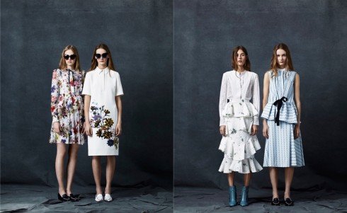 BST Erdem Resort 2016 - heading picture - elle việt nam