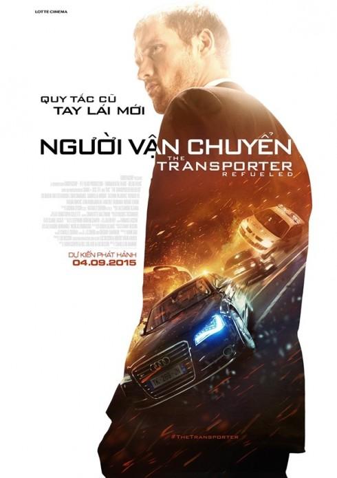 """Phim bom tấn """"Người vận chuyển 4"""" đồng loạt công chiếu tại các cụm rạp chiếu phim khắp toàn quốc Platinum Cineplex (Vincom Mega Mall Royal City, Vincom Mega Mall Times City, Vincom Long Biên…) và BHD Star Cineplex"""