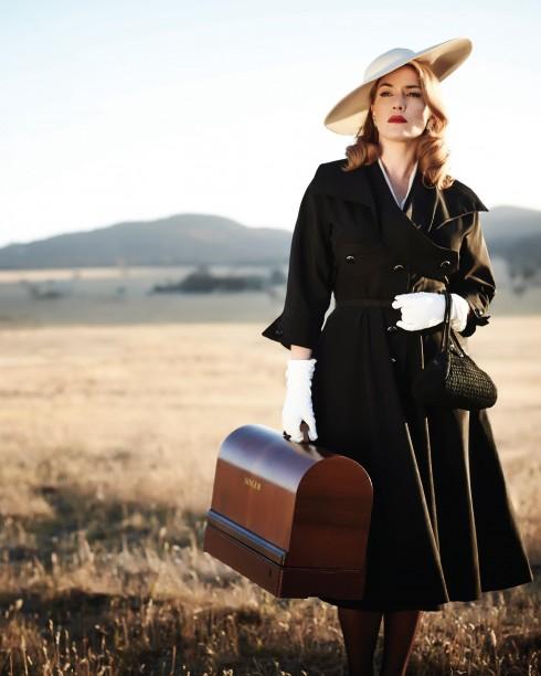Bộ phim mới nhất của nữ diễn viên Kate Winslet - The Dressmaker sẽ có mặt tại liên hoan phim Toronto