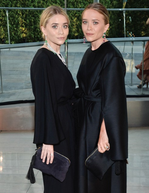 Bộ đôi Mary-Kate & Ashley Olsen