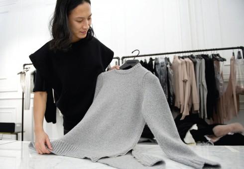 Nhà thiết kế Alexander Wang