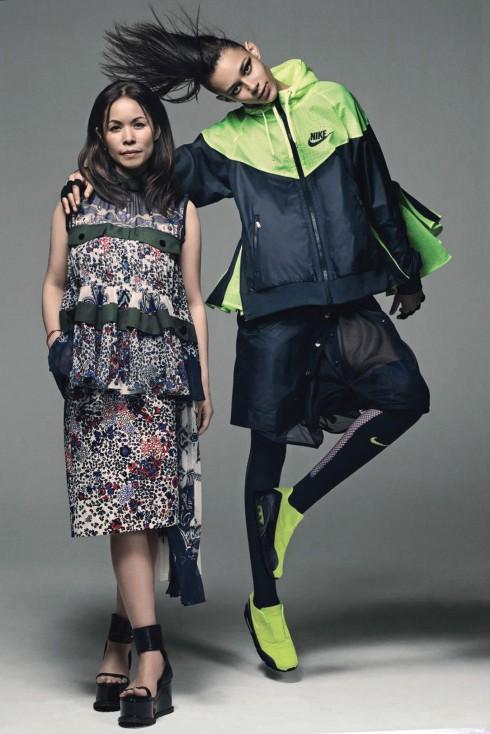 BST hợp tác với Nike