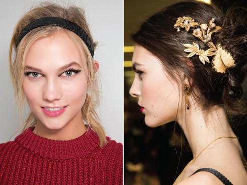 Từ trái qua: Phụ kiện Fendi, phụ kiện Dolce & Gabbana