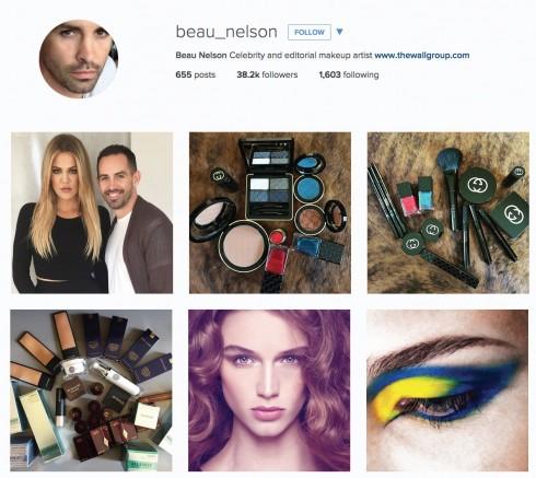 Beau Nelson instagram