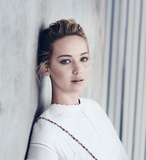 Chân dung Jennifer Lawrence, năm 2015
