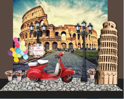 Đấu trường La Mã và tháp nghiêng lừng danh thế giới