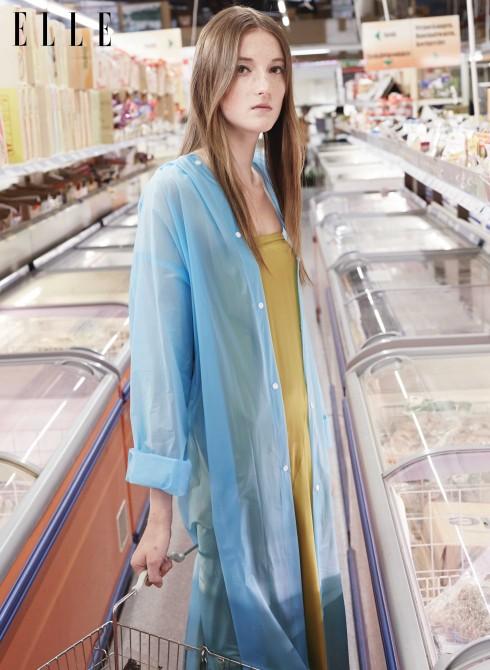 Váy Perret Schaad, Áo khoác của stylist