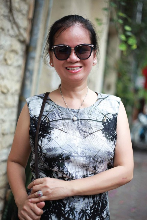 Nữ doanh nhân Đường Thị Ngân